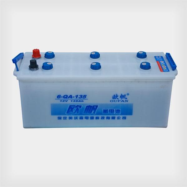 欧帆铅酸蓄电池6-QA-135