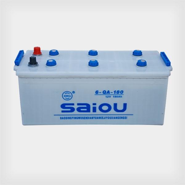 SAIOU铅酸蓄电池6-QA-180