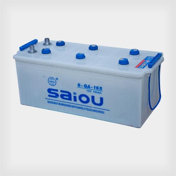 SAIOU铅酸蓄电池6-QA-165