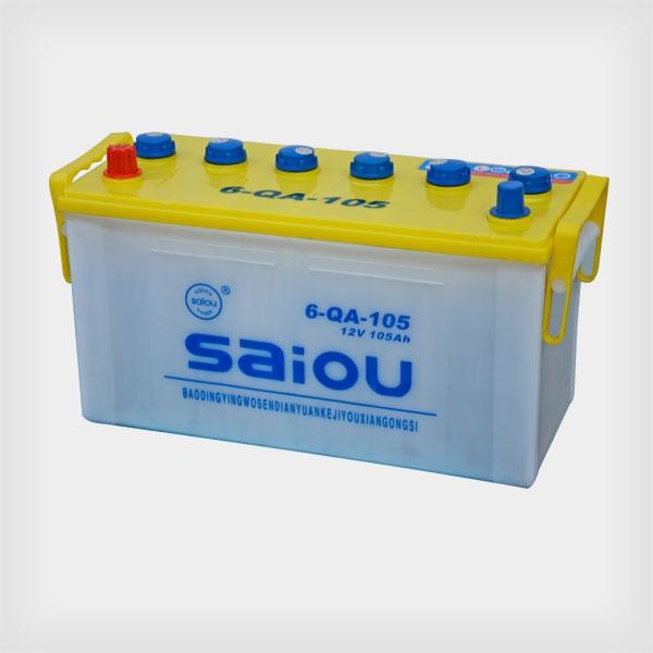 SAIOU铅酸蓄电池6-QA-105