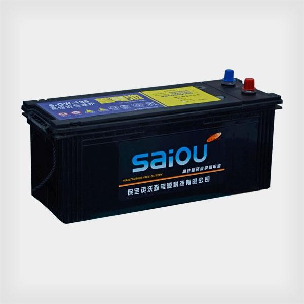 SAIOU高性能免维护蓄电池6-QW-135