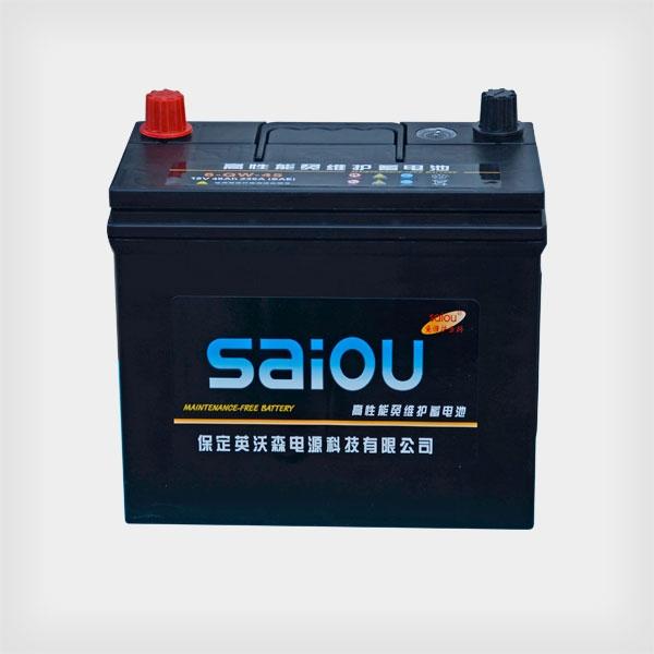SAIOU高性能免维护蓄电池6-QW-45