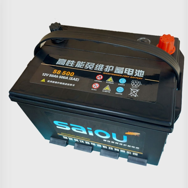 高性能免维护蓄电池58500